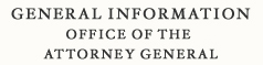 General Information Office of Attorney General