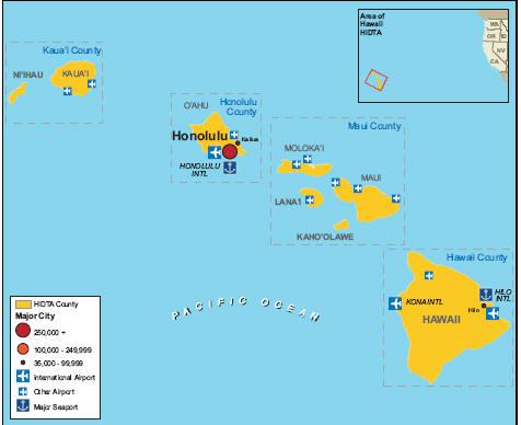 Hawaii HIDTA Drug Market Analysis