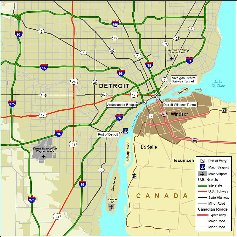U HIDTA Overview  Michigan HIDTA Drug Market Analysis 2010