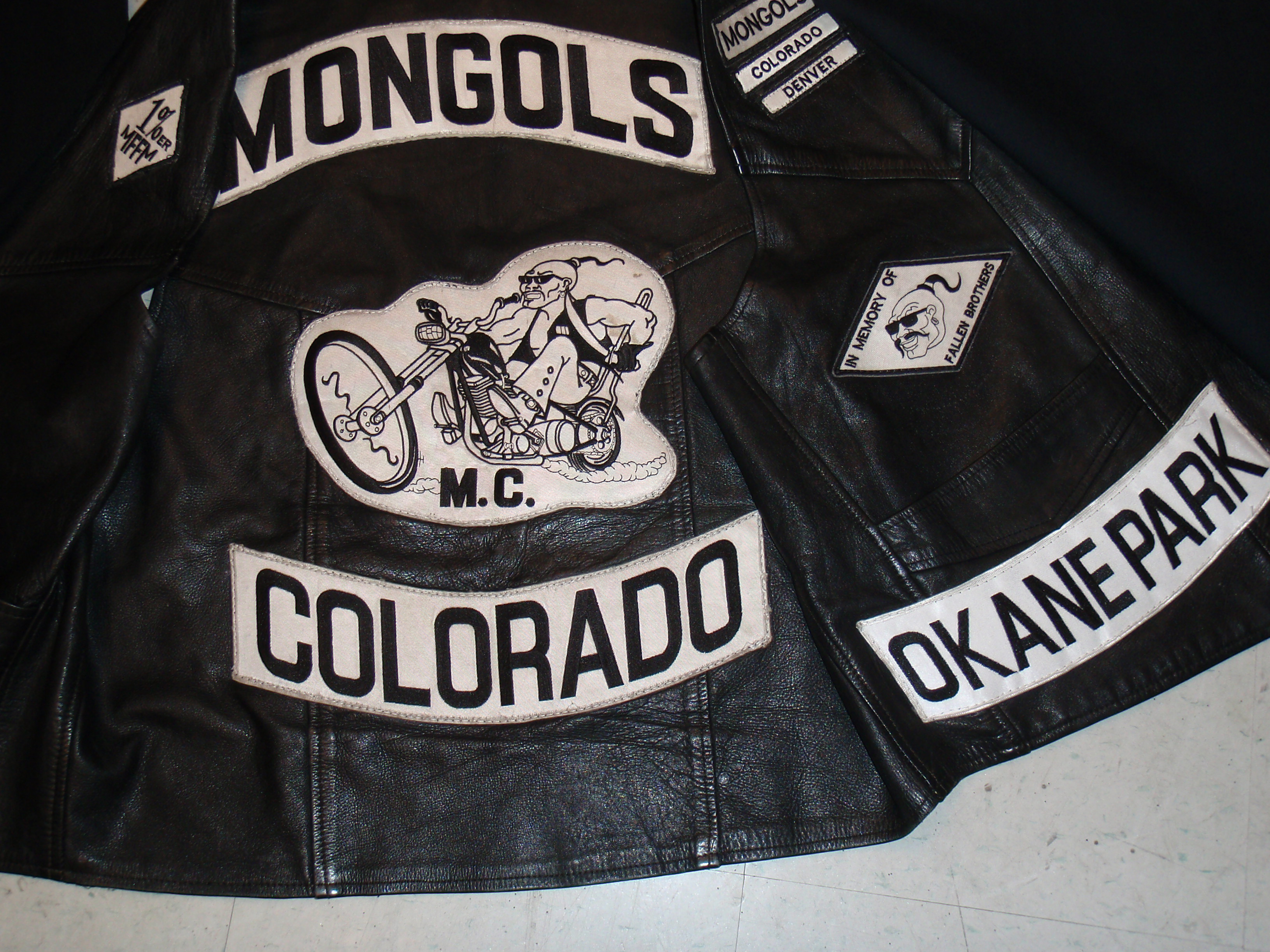 Mongols Outlaw Motorcycle Gang Denver UPDATE