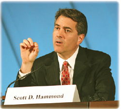 Scott D. Hammond, Acting Assistant Attorney General