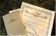 Image of legal documents