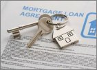 Keys on mortgage loan application: Link to Closing Costs in the Real Estate Transaction