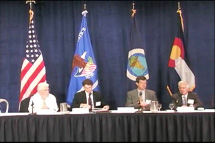 Link to the Colorado Workshop Video – Public Testimony II