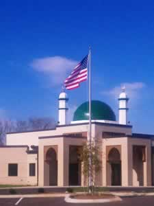 photograph of the Islamic Center of Murfreesboro, TN