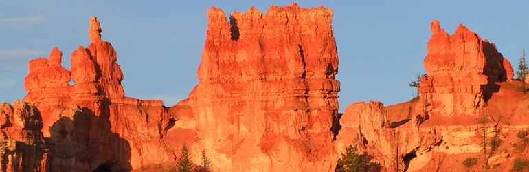 Bryce Canyon National Park.  Courtesy of NPS.