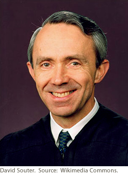 United States Supreme Court Justice David Souter