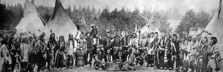 Flathead reservation circa 1903.  Courtesy of Wikipedia.
