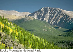 Rocky Mountain National Park. Courtesy of NPS.