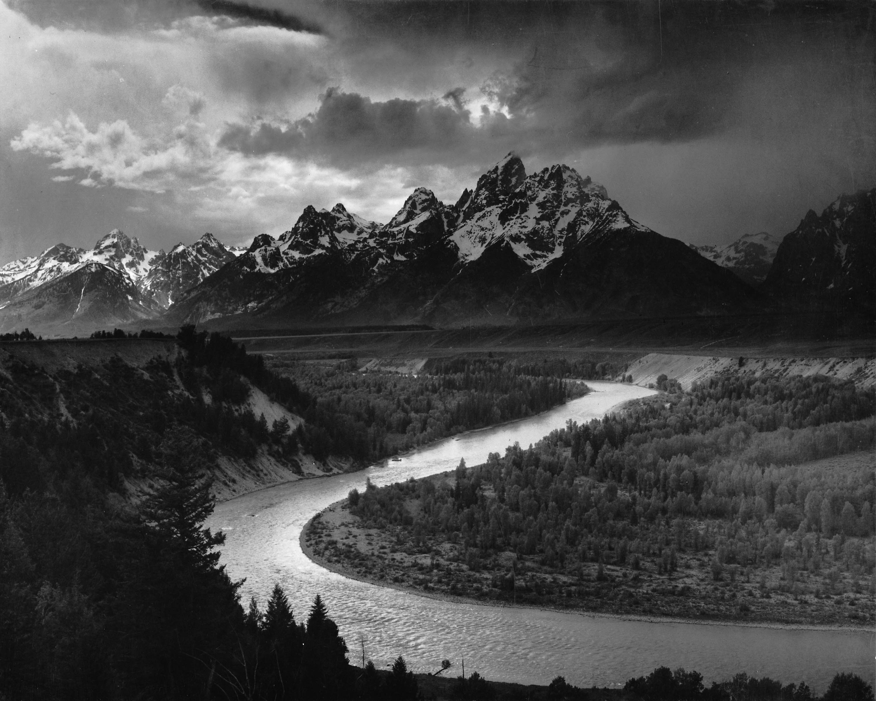 Snake River.  Courtesy of the U.S. National Archives