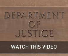 Dept. of Justice Overview Video