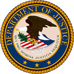 Seal of Department of Justice