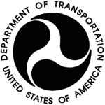 Seal of Department of Transportation