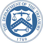 Seal of Department of the Treasury