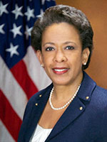 Loretta E. Lynch Photo