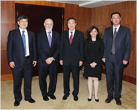 Bilateral consultation between Antitrust Division, FTC, and China's three antimonopoly agencies
