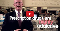 Prescription drugs are highly addictive