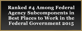 Best Places to Work in the Federal Government Rankings