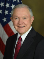 Portrait photo of AG Jeff  Sessions