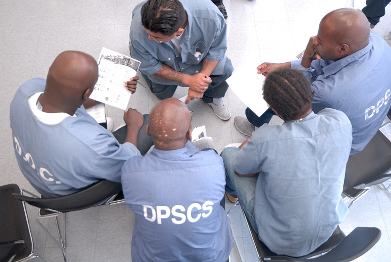 Goucher College's Prison Education Partnership at the Maryland Correctional Institute, July 31, 2015