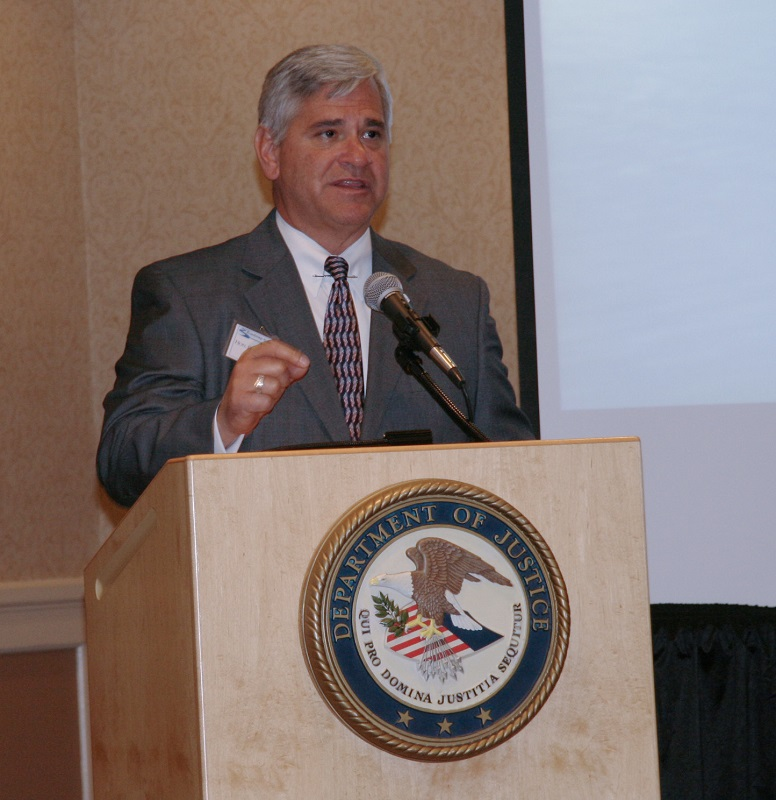 Attorney General Peter F. Kilmartin, a key partner in advocating for employers to hire ex-offenders