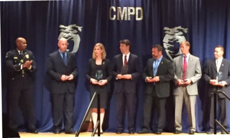 Annual CMPD Chief's Awards