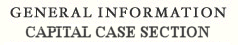 Capital Case Section General Information
