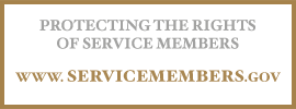 www.servicemembers.gov