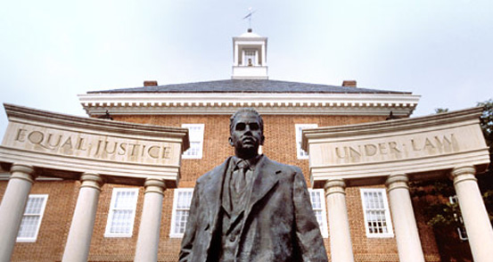 Thurgood Marshall Memorial; Annapolis, MD