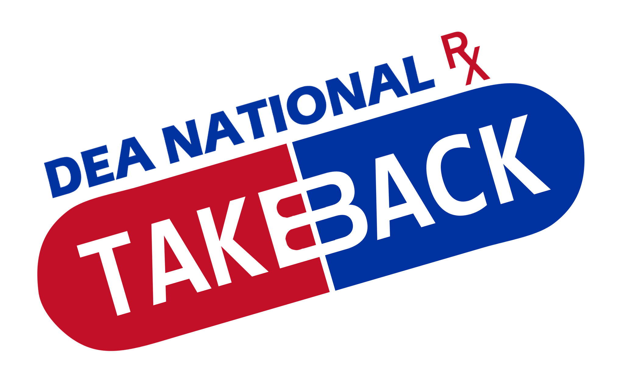 DEA Takeback logo