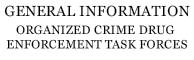 OCDETF Gen Info