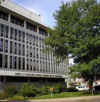 Rudman Cleveland Federal Building