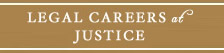 Legal Careers at Justice