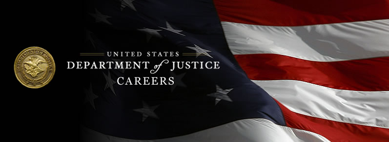 United States Department of Justice Careers
