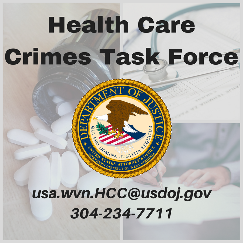 Health Care Crimes Task Force Tip Line