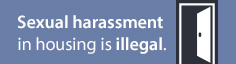 Image Logo for Sexual Harassment in Housing