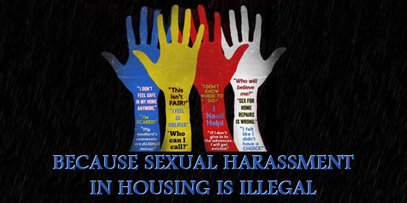 Sexual Harassment In Housing