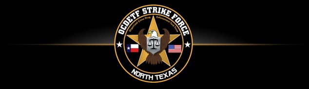 OCDETF Strike Force Logo