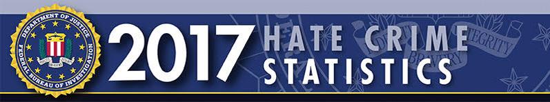 2017 Hate Crime Statistics