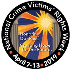 Crime Victims Rights Week 2019