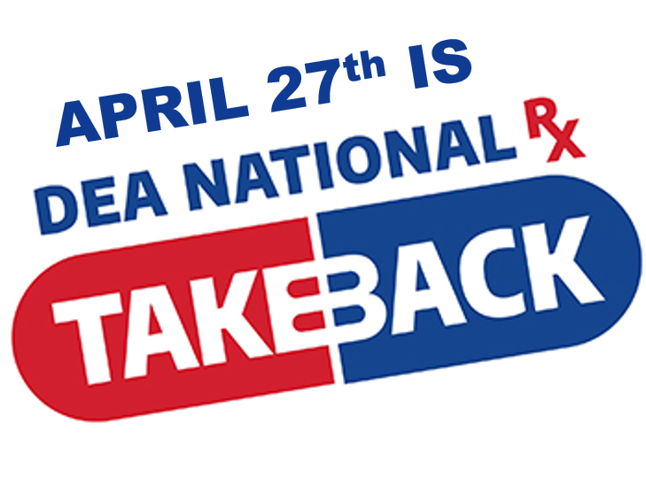 DEA Prescription Drug Takeback
