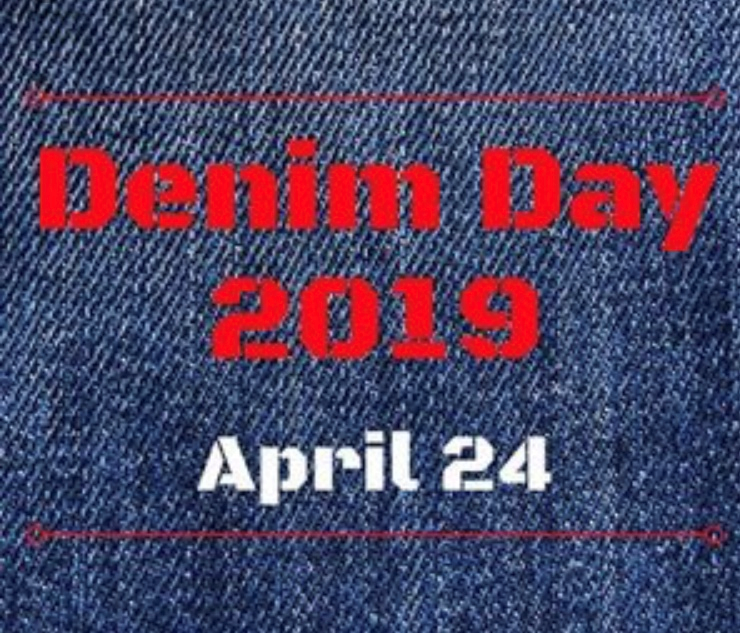 Denim Day - April 24, 2019