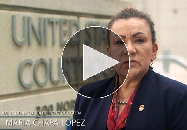 US Attorney PSN Video Intro