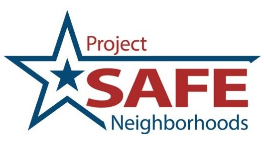 Project Safe Neighborhoods logo