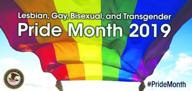 2019 LGBT Pride Month