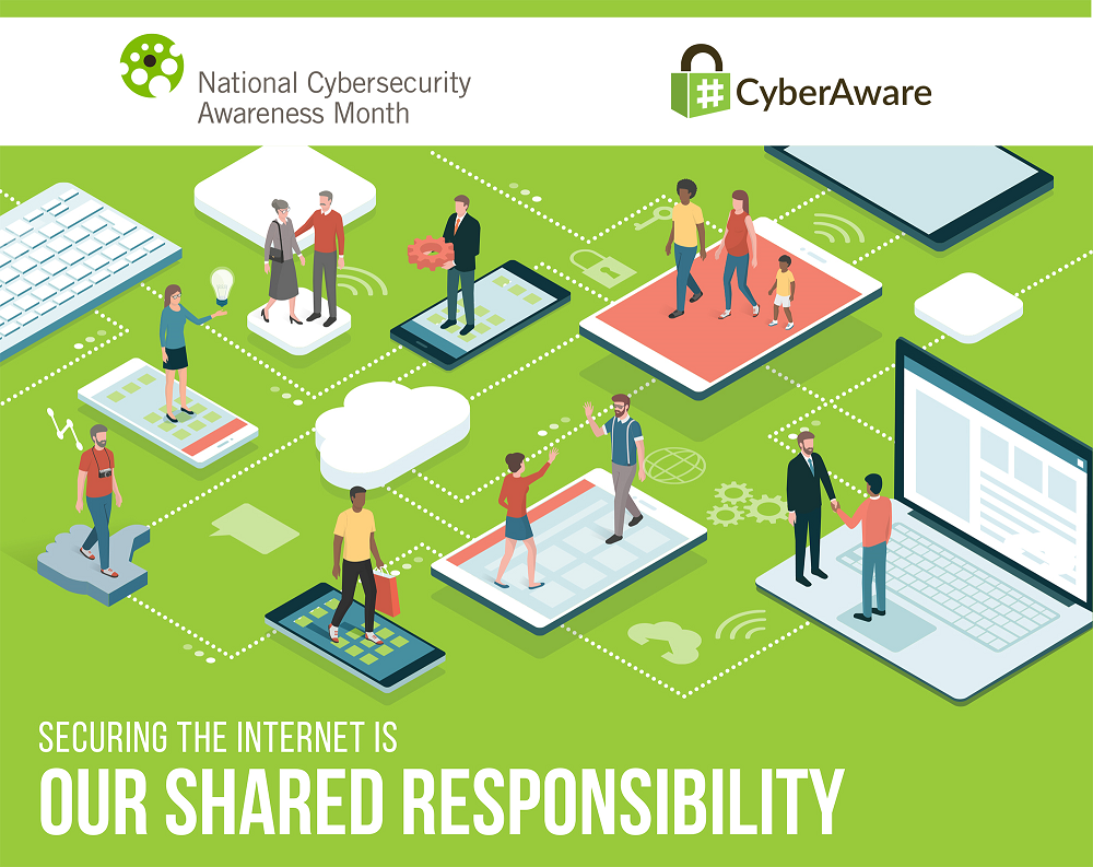 2019 National Cybersecurity Awareness Month