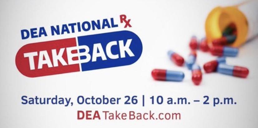 DEA Take BAck 10-19