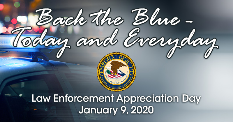 Law Enforcement Appreciation Day