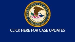 DOJ Case Update Picture