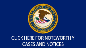 Noteworthy News and Case updates